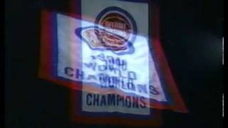 Detroit Pistons Ring Ceremony (Nov 2, 1990)