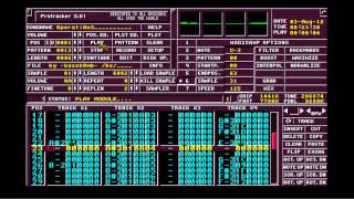 Amiga Music: Jungle / Drum & Bass Compilation #1