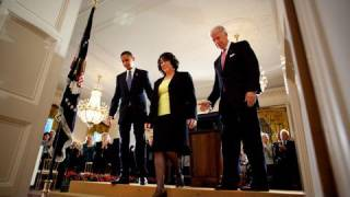 President Obama Nominates Sotomayor