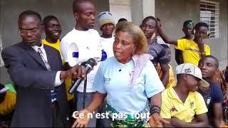 Témoignage d'une des bénéficiaires du projet Clubs de Fermiers Kitshini