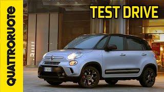 Fiat 500L 2014 Test Drive