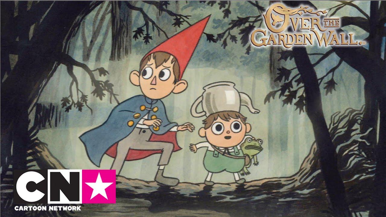 Era Una Notte Buia Come Il Fondo Di Un Pozzo Over The Garden Wall Cartoon Network Youtube