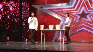 Vietnam's Got Talent 2014: Giảng viên Duy Nguyễn trình diễn ảo thuật - Tập 3 - ngày 12/10/2014