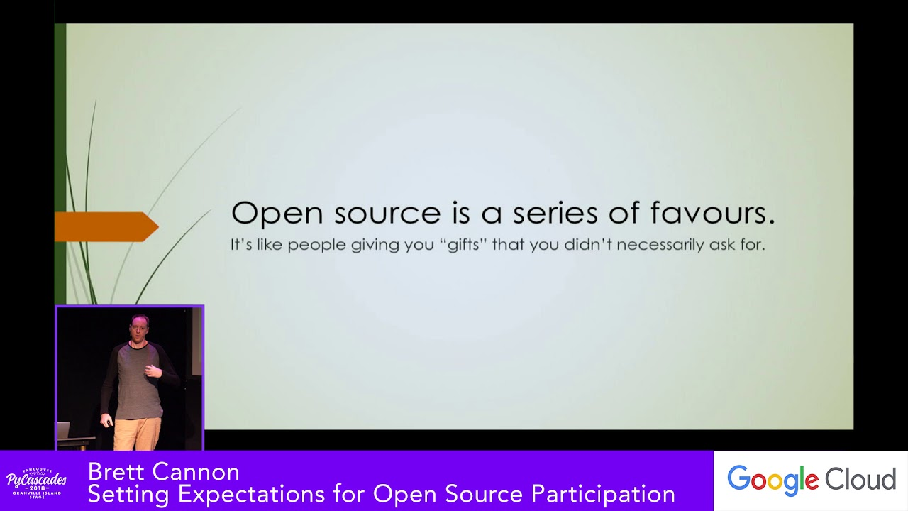 Image from Setting Expectations for Open Source Participation