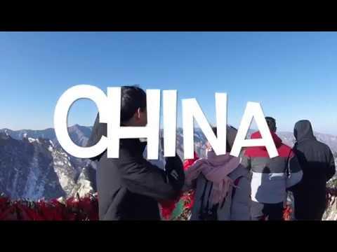 China 2018 - Guangzhou, Xi'an and Hua Shan