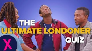 Top Boy Cast Take The Ultimate Londoner Quiz | Capital XTRA