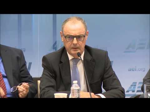 """David O'Sullivan on Brexit at AEI: """"Brexit after the United Kingdom election"""""""