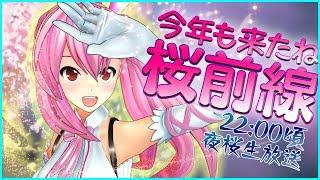 桜アカリのお花見🌸生放送【ミライアカリ】