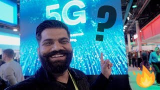 Qualcomm 855, 5G, IoT, Quick Charge, Connected Car & more... #CES19