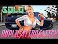 SOLO DUPLICATION GLITCH - NEW METHOD - 1 CAR 1 MINUTE - GTA 5 ONLINE