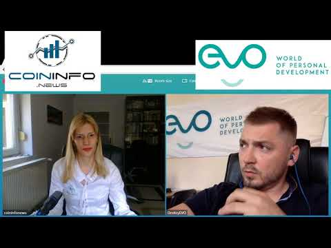 Interview with the founder of EVO, Dmitry Pesnya