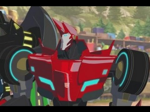 Transformers: Robots In Disguise S1E20  w Mitchell Whitfield & Stuart Allen  AfterBuzz TV