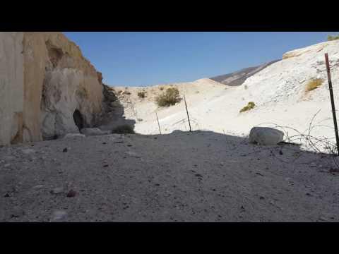 Borax Mine Unsafe To Go Inside