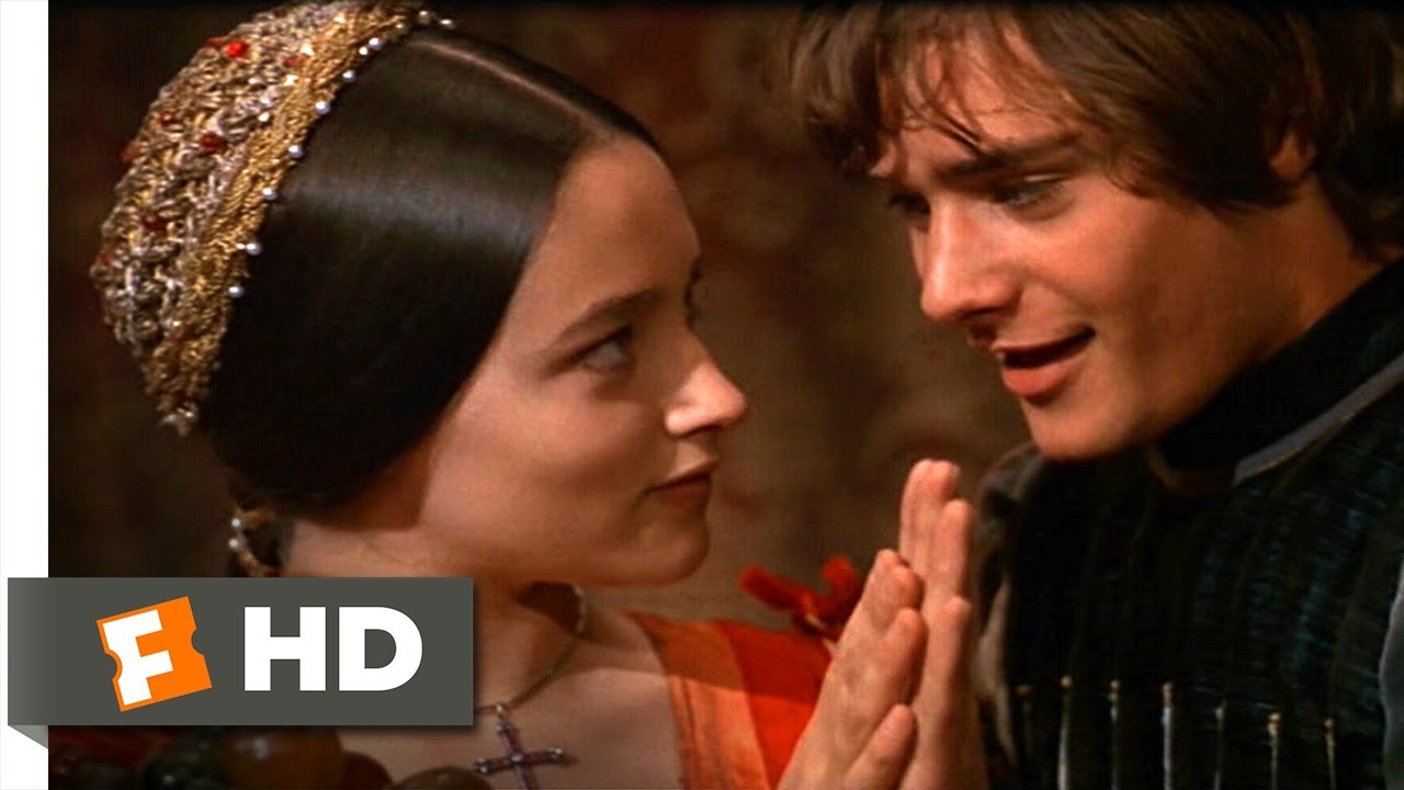 an analysis of the first balcony scene in romeo and juliet Five fascinating facts about romeo and juliet romeo's problem isn't his first in the stage directions for romeo and juliet and the famous 'balcony.