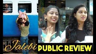 Hit Or Flop? Jalebi Public Review   Rhea Chakraborty, Varun Mitra