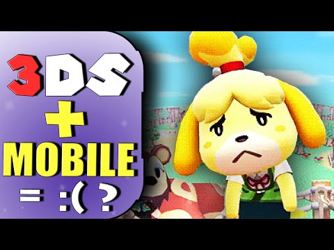 Nintendo Mobile Games and 3DS is a Worrying COmbo  — NWC | Gamnesia