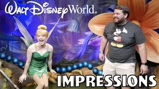 Tinkerbell was Having a Ball! - Disney World Impressions