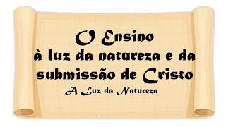 O Culto à luz da natureza e da submissão de Cristo - Parte 3 - 1Co11.8-16  - Anatote Lopes  09/05/21