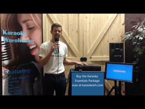 Karaoke Warehouse: The Essentials Package