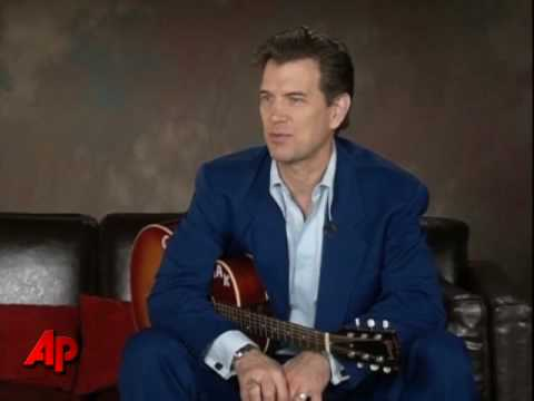 Chris Isaak Is 'Mr. Lucky' - YouTube
