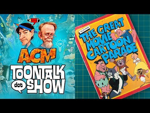 ToonTalk.Show The Great  Movie Cartoon Parade introduced by John Halas notes by David Rider
