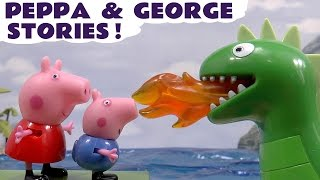 peppa pig english episodes thomas friends play doh toys hello kitty kinder surprise eggs