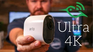 Arlo Ultra 4K - Unboxing and 1st impressions