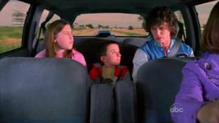 The Middle - Car Scene