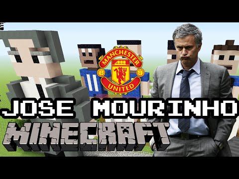 Jose Mourinho Land - Minecraft [Level 25]