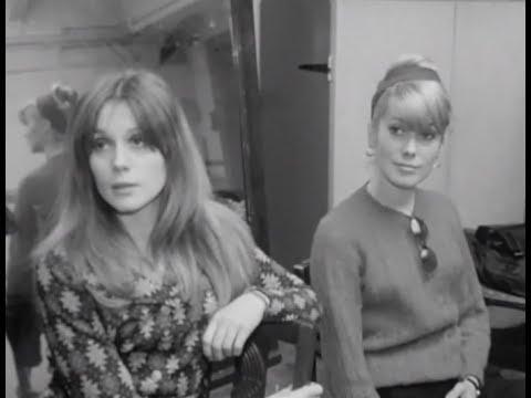 Les Demoiselles de Rochefort (1967) behind the scenes