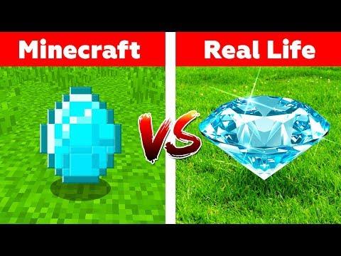 MINECRAFT DIAMONDS IN