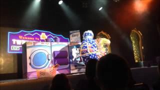 Butlins Skegness 2015- Aladdin Rocks Pantomime- Part 1