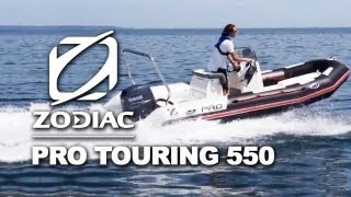 Zodiac Pro Touring 550 | Rigid Inflatable Boats (RIB)