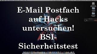 16 Millionen Accounts gehackt! Postfach auf Hack / Virus überprüfen - BSI Sicherheitstest