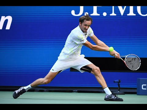 Stan Wawrinka Vs Daniil Medvedev Extended Highlights | US Open 2019 QF