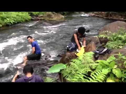 Tambuang falls @ jolo sulu