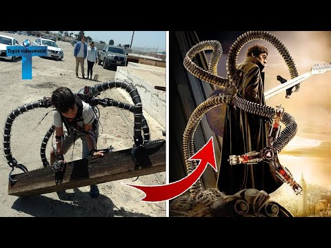 Top 10 Superhero's Gadgets Which You Can't Believe Actually Exist