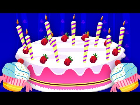 Pat A Cake | Nursery Rhymes For Kids | Baby Songs For Childrens