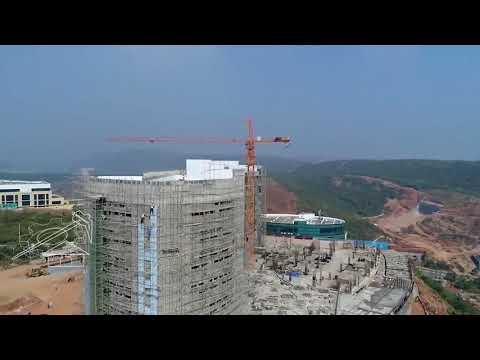 Millennium Towers in Vizag