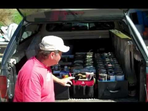 Truck Bed Organizer Youtube