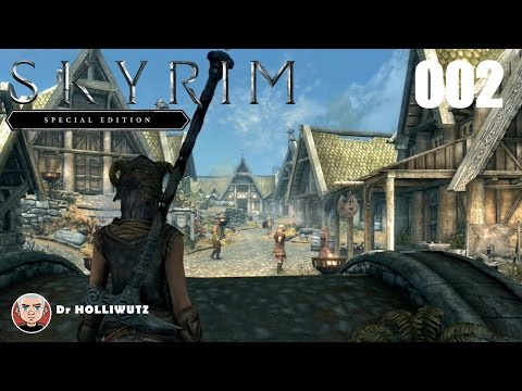 Skyrim #002 - Jarl Balgruuf von Weißlauf [XBO] Let's Play Skyrim Special Edition