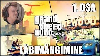 Salajase Elu Algus! (1. Osa) (Grand Theft Auto V) (60FPS) (1080p) HD!