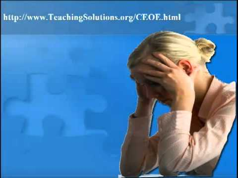 CEOE Practice Test Questions To Avoid Failing Your OK Teaching Exam