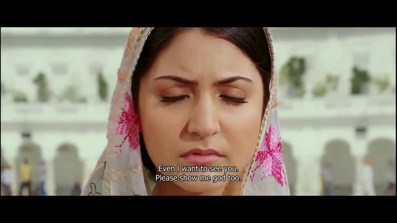 rab ne bana di jodi scene to watch!!!! - youtube