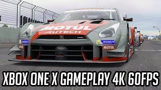 FORZA MOTORSPORT 7 - GAMEPLAY no MONSTRO Xbox One X em 4K 60fps!!! (E3 2017 Preview)