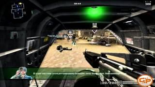 Обзор игры Warface часть 1