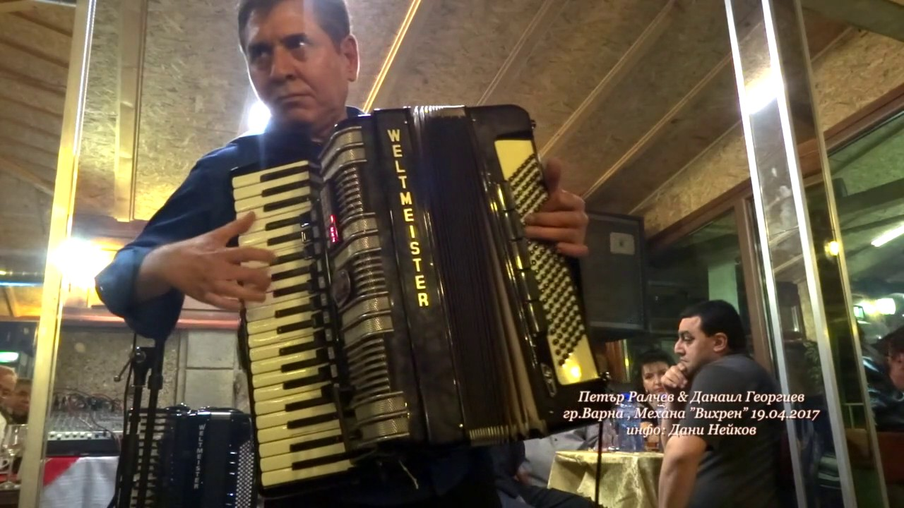 Petar Ralchev-City of Varna 19.04.2017 New Dance - YouTube