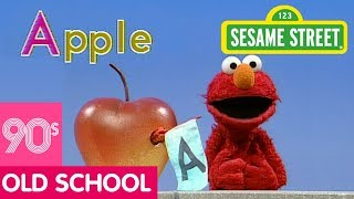 Sesame Street: A is for Apple with Elmo