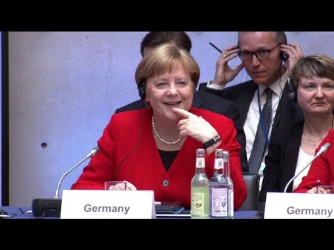 Merkel commits to achieve climate neutrality in 2050