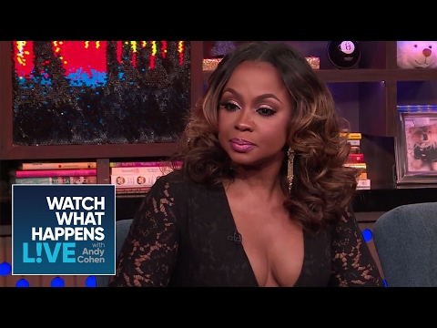 Why Phaedra Parks Stayed Silent On Kandi Burruss   WWHL